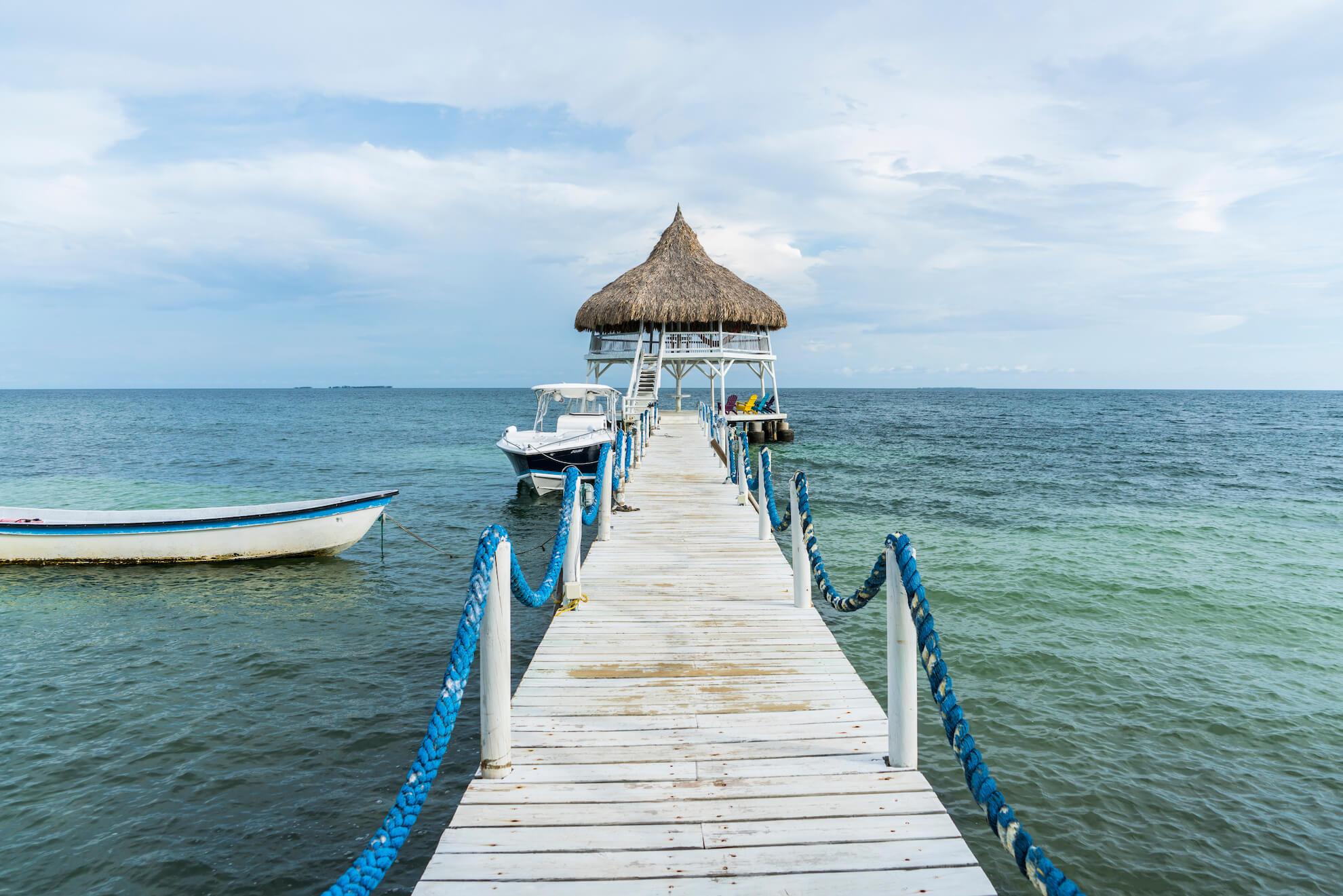 Quinta del Mar Tintipan, Isla Tintipan